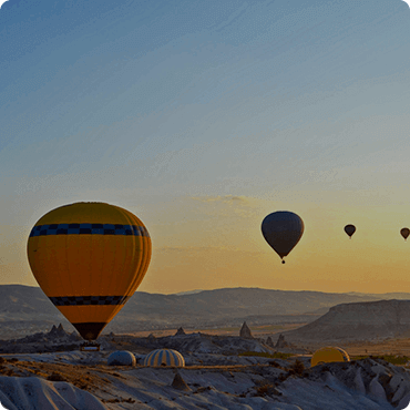 Hot Air Ballooning Day Tour