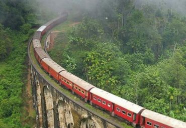 Train tour with adventure