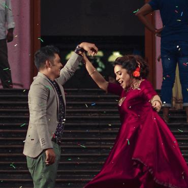 A Dream wedding in sri lanka